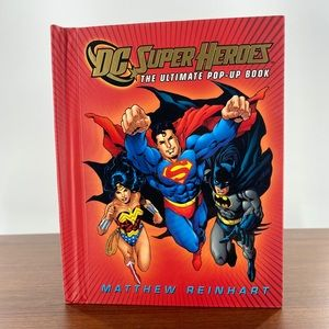 DC super Heros The Ultimate Pop-up Book